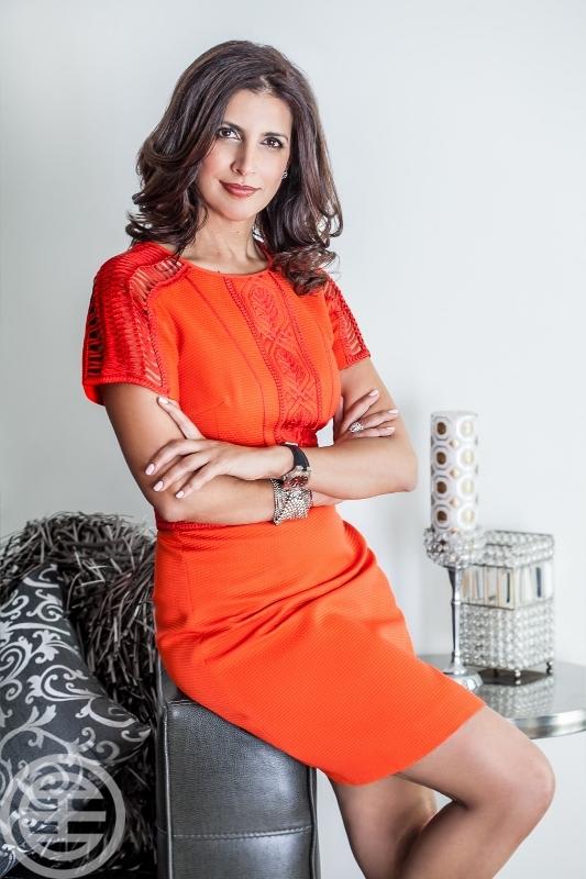 洛杉矶比佛利山庄苏富比国际房产的知名经纪人 Tanya Stawski