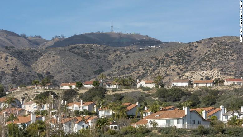 加利福尼亚州房价的涨幅一直都数倍领先于全国