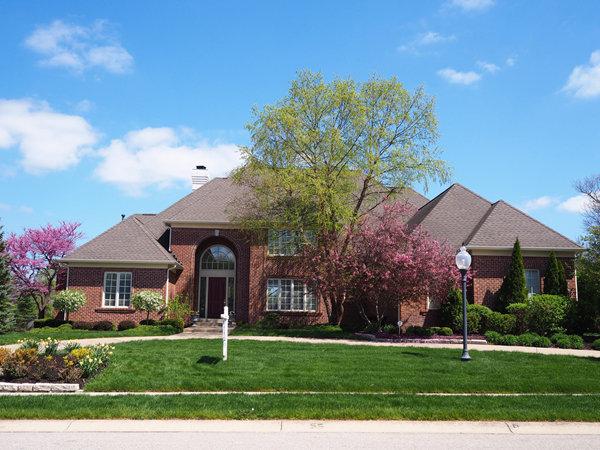卡梅尔奢华家庭住宅:花园环境优雅迷人,优质社区安居乐业   美国
