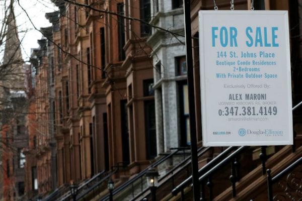 纽约布碌仑待售的连栋屋
