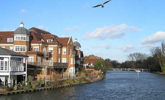 最受白领欢迎的20个居住热点 西南伦敦占据9位   英国