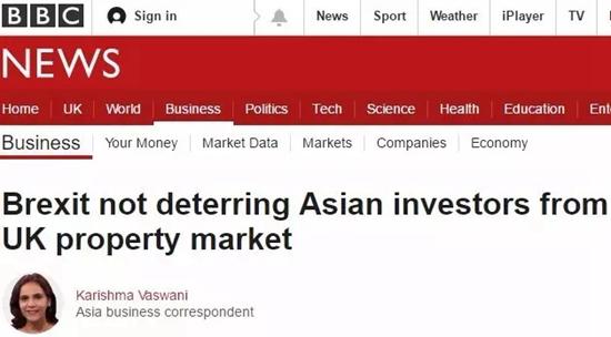 不用按揭一次付清 中国购房团成功引起了BBC的注意 | 英国