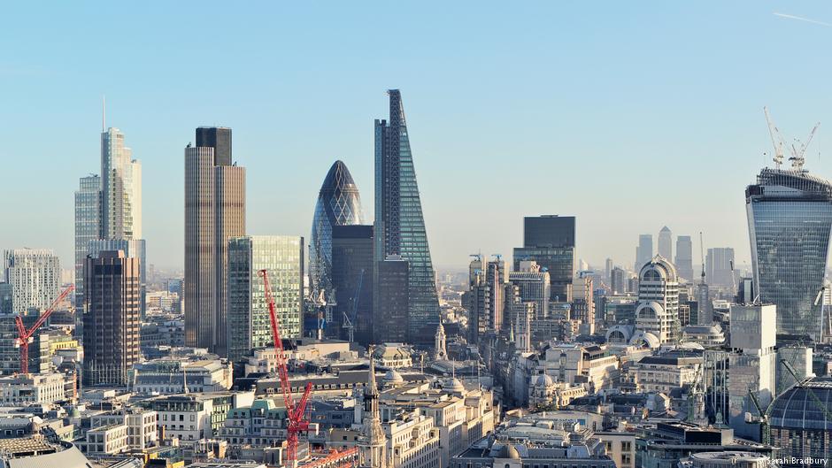伦敦金融区