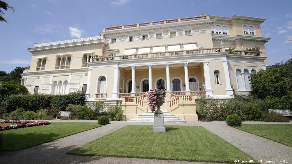 法国尼斯豪宅Villa Leopolda