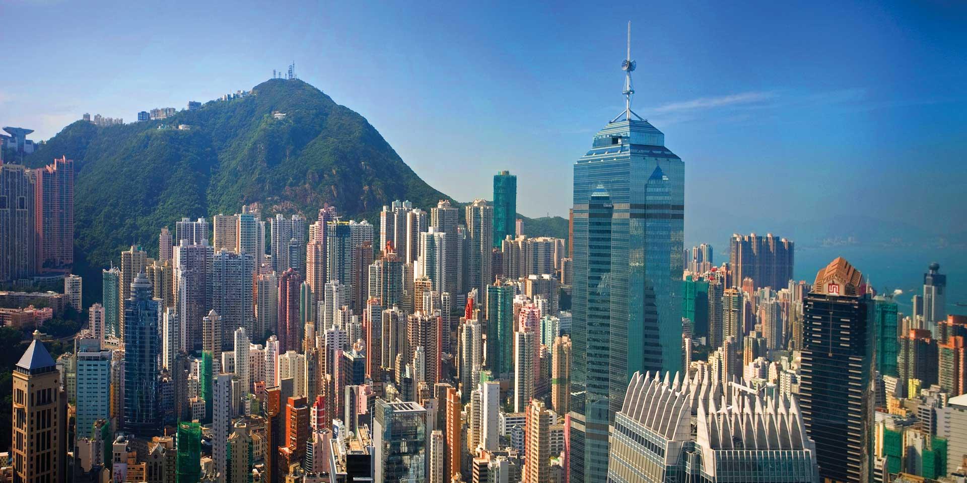 中国大陆开发商在中国香港的投资额同比骤增213%,创下历史新高