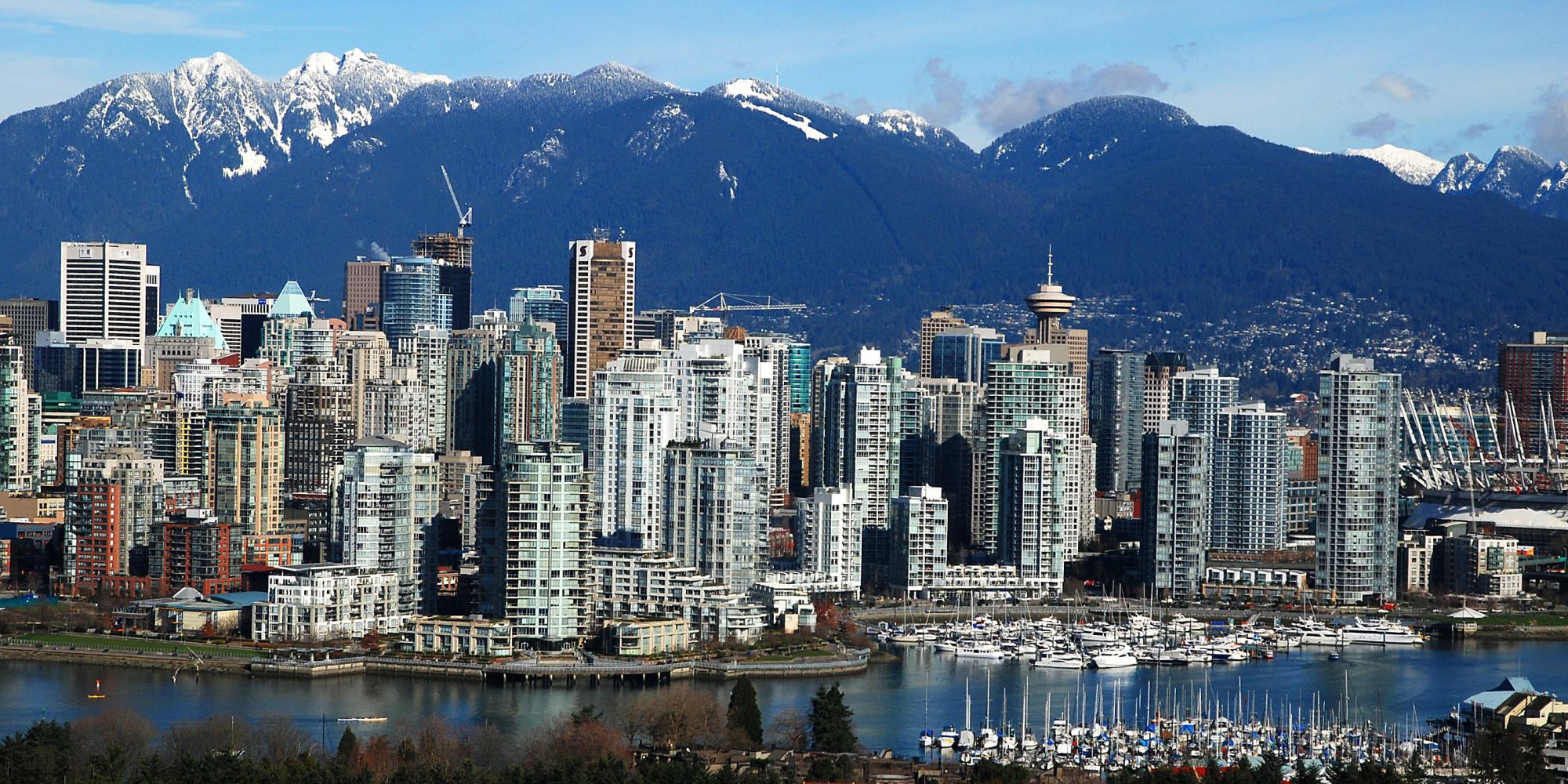 华人众多的温哥华,房地产市场非常火热