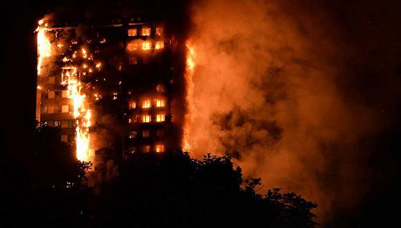 政府斥巨资为伦敦大火灾民购