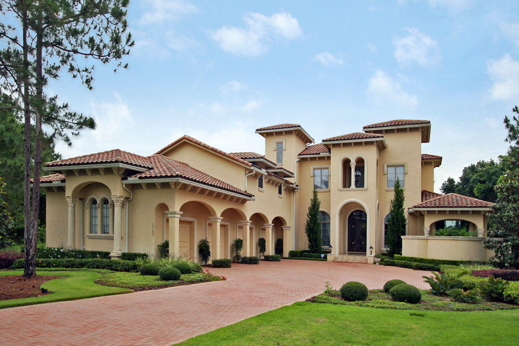 在美国,价格100万美元以上的房屋正在稳步增加