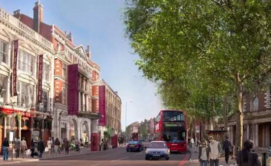 在伦敦,一个花园到底能让房产增值多少? | 英国
