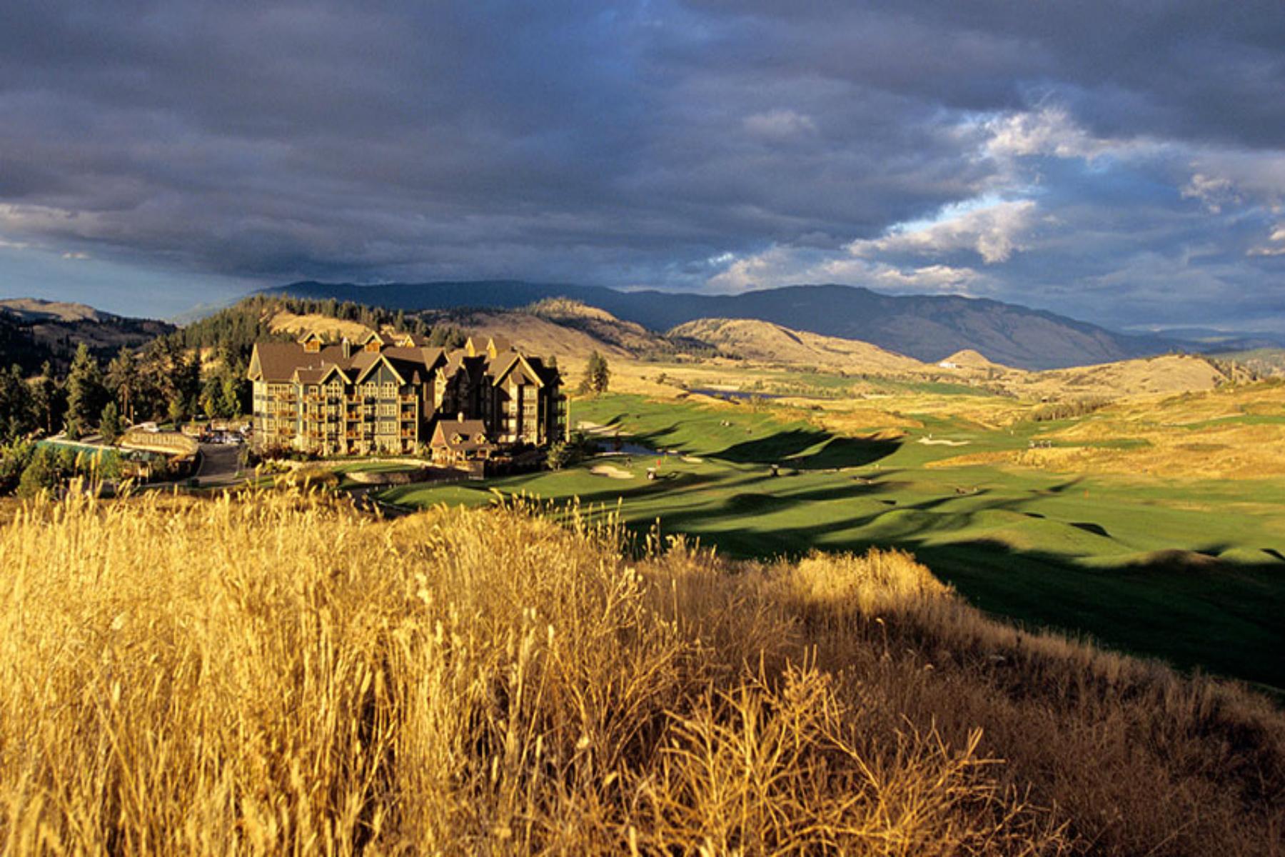 Predator Ridge位于不列颠哥伦比亚省阳光明媚的Okanagan山谷,属于加拿大最大的度假胜地之一