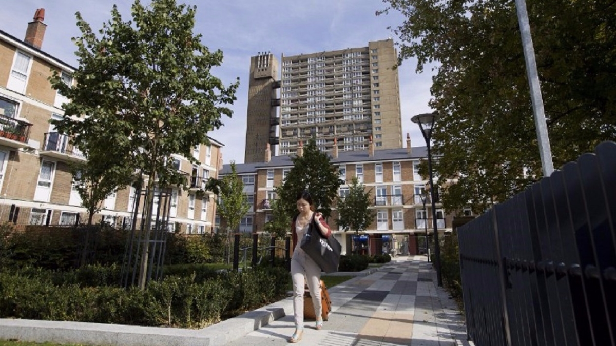 英国的房市仍然是一个引人注目的地方