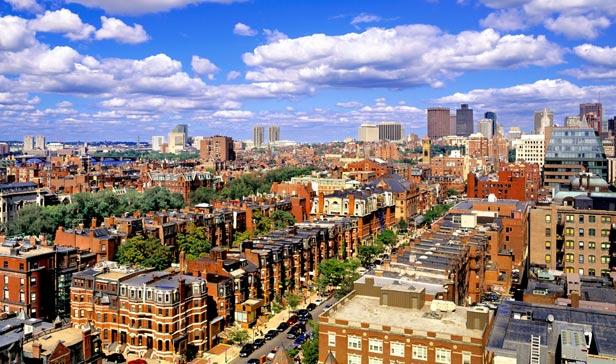 波士顿过热的房市可能即将放缓下来