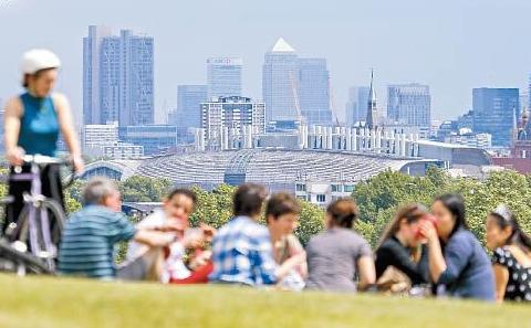 英国楼价具升值潜力