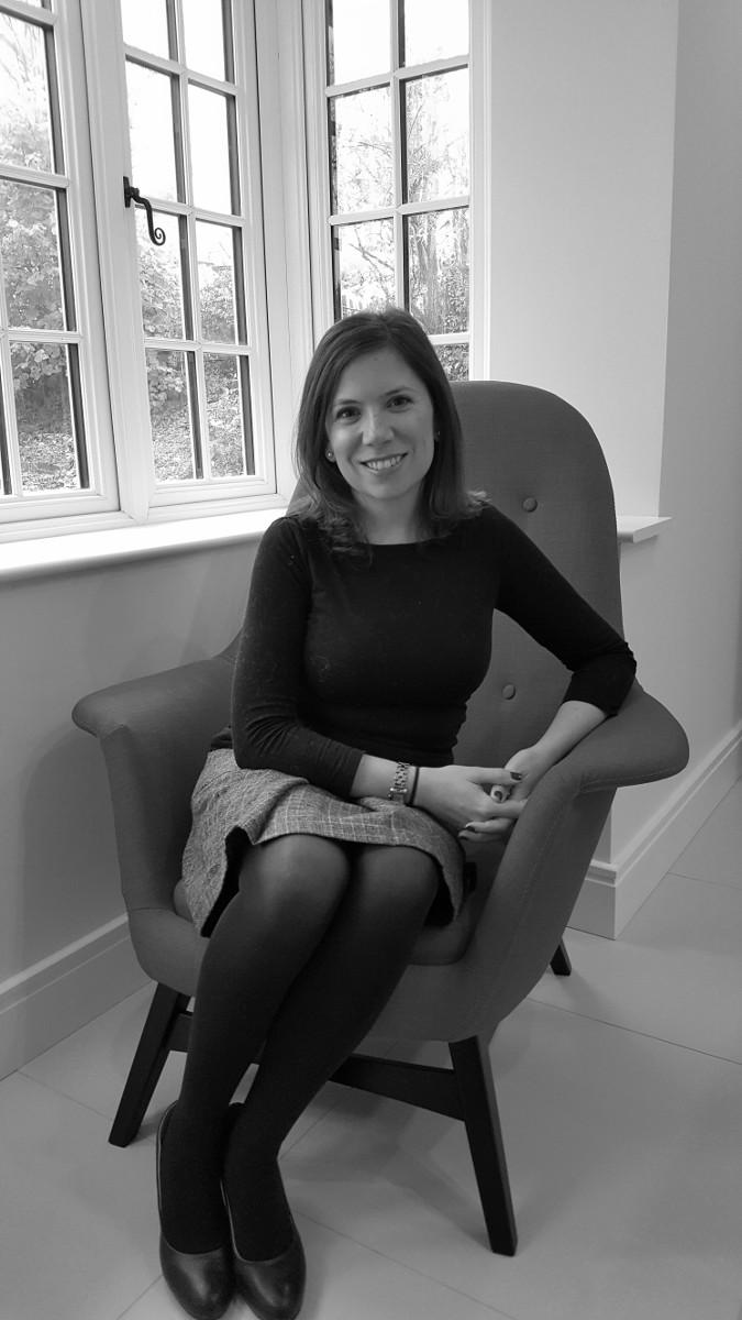 PLS Consulting英国与爱尔兰市场董事阿米莉亚·罗德里格兹(Amelia Rodriguez)
