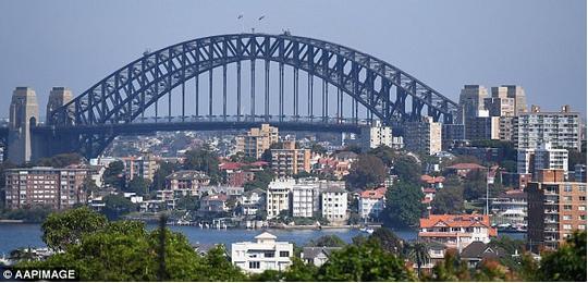 悉尼中位房价涨至118万 十年翻一番 | 澳洲