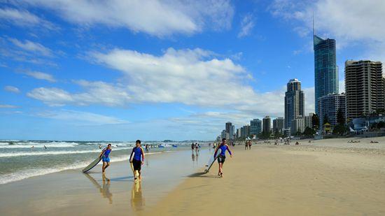 黄金海岸零售地产交易火热 收益率高 | 澳洲
