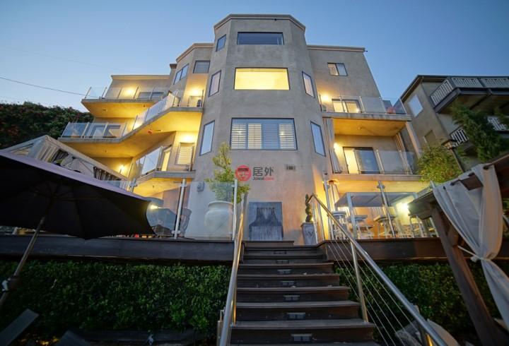 拥有这处住宅,你也可以住进这个独特而充满魅力的好莱坞山