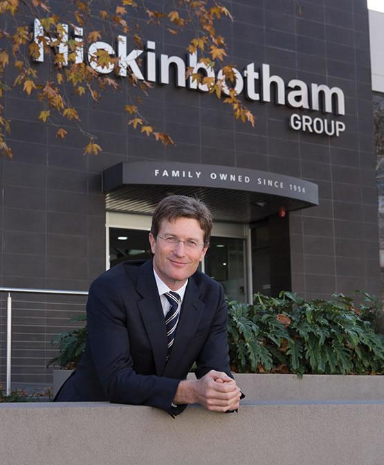 Hickinbotham Group董事总经理Michael Hickinbotham