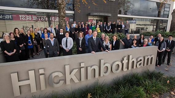 Hickinbotham 2016年连续十年位居住房产业协会评选的南澳大利亚大型住宅建筑商榜首