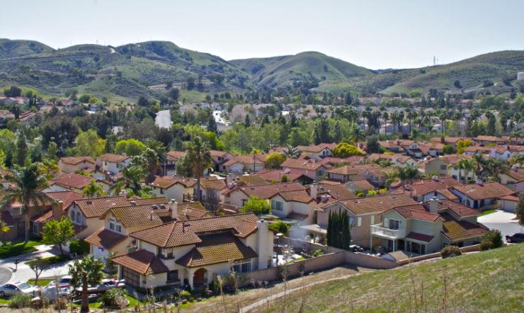 近年来中国人海外置产热情高涨,在美国洛杉矶以东城市奇诺(Chino),房屋销售相当火爆