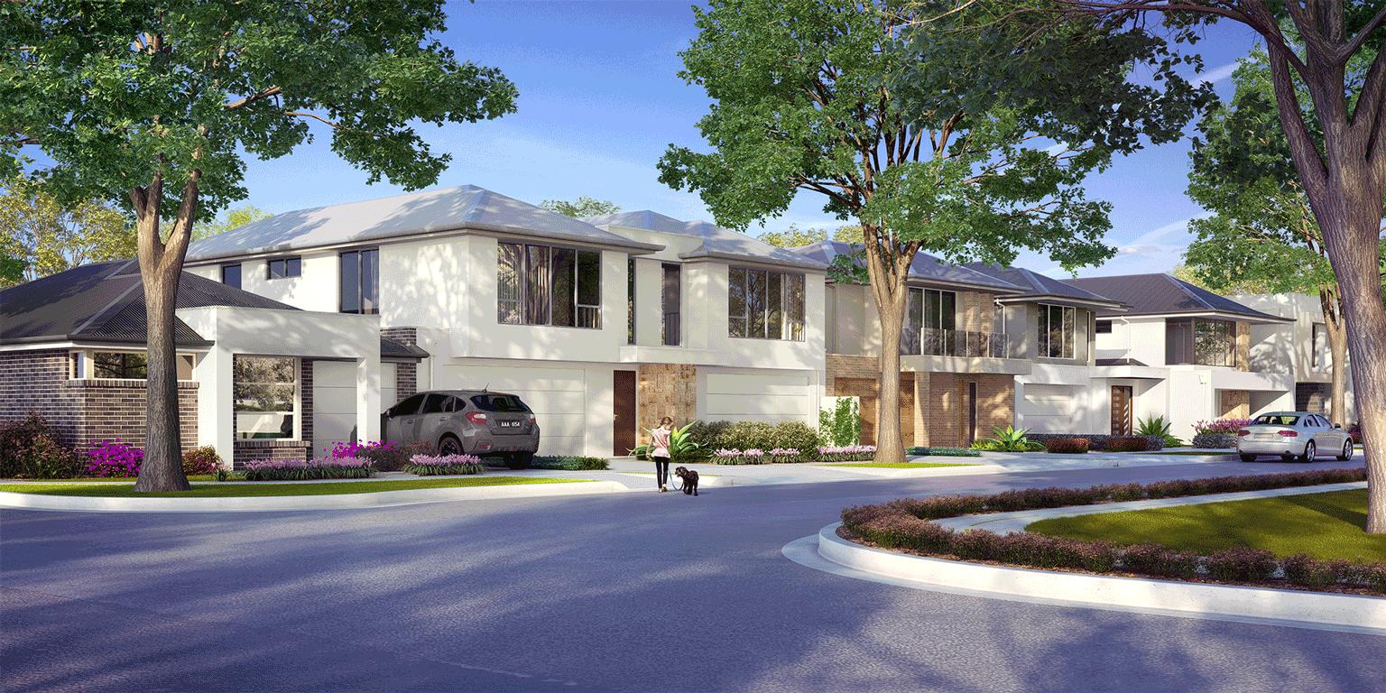 Hickinbotham始终致力于建造优质住宅,帮助当地人改善生活,促进社区繁荣兴旺