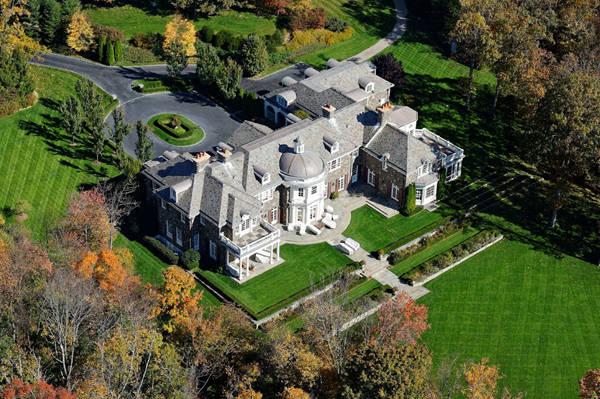 住进克林顿夫妇居住的富人区,顶级学区受名流人士青睐   美国