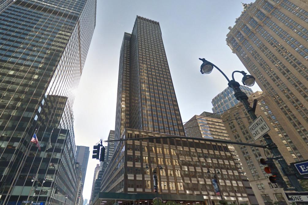 纽约公园大道245号办公楼
