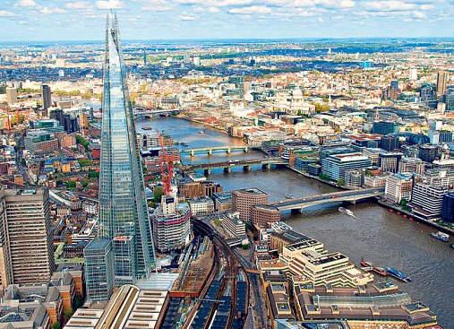 高力国际:2017年英国地产价格大揭底   英国