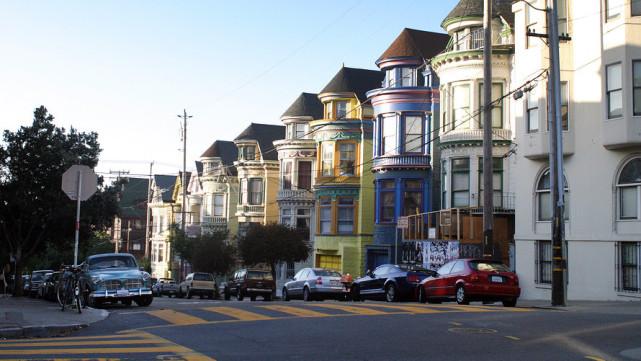 旧金山有四分之三的社区符合百万美元社区的标准