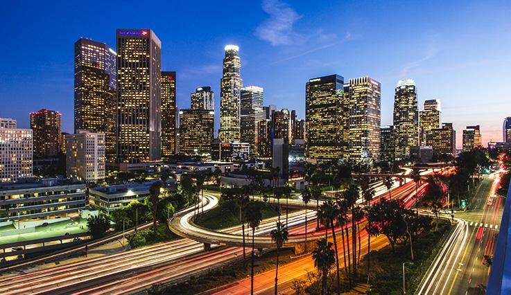 美国洛杉矶