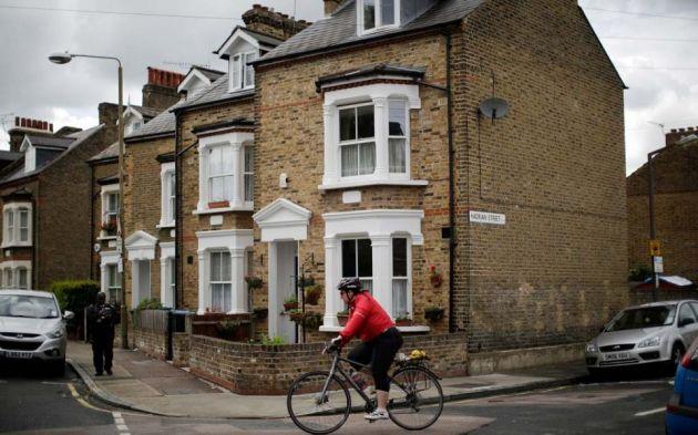 中国买家投资伦敦房产后闲置不住也不出租,等房价上涨再卖出