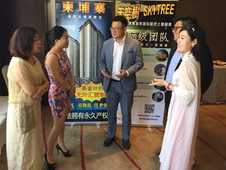 柬埔寨备受两岸投资客青睐