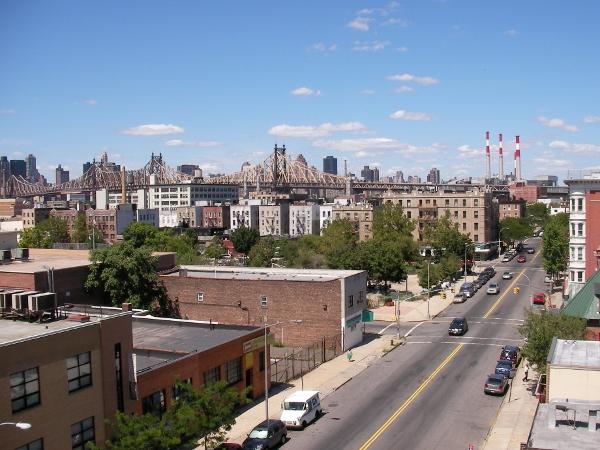 纽约皇后区