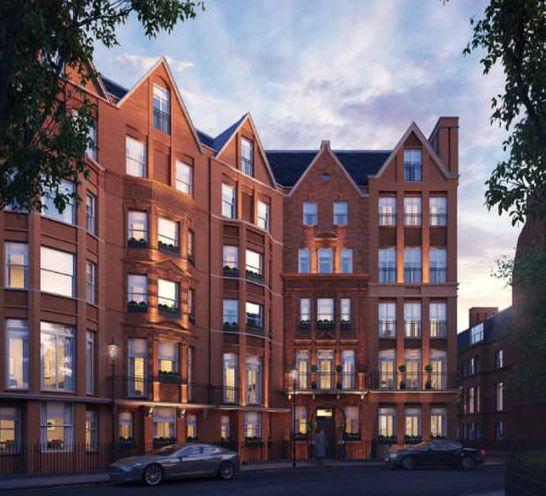 伦敦的豪宅 平时谁在住?顶级物业提供的服务有多私密奢华?| 英国