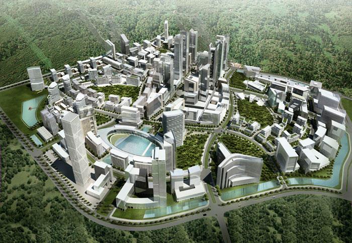 在陆资丶新加坡政府大力资金挹注下,伊斯干达特区发展备受看好