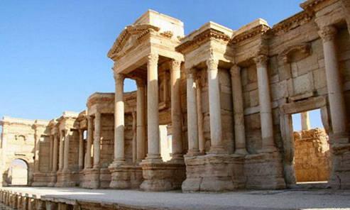 古罗马建筑千年不倒的秘密在于:水泥   海外