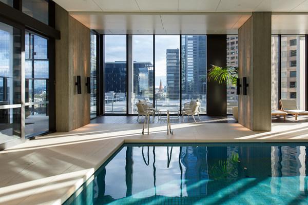墨尔本市中心景观公寓:著名大楼坐拥花园环境,非凡品质带来优质生活 | 澳洲