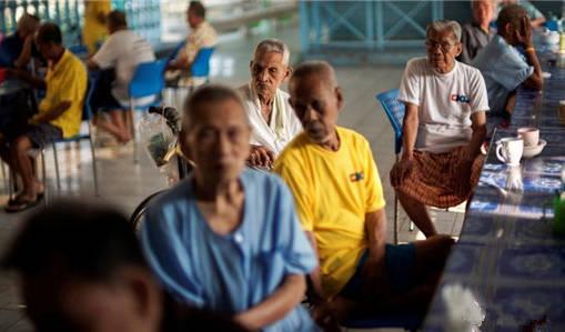 泰国人口分布及文化介绍   海外