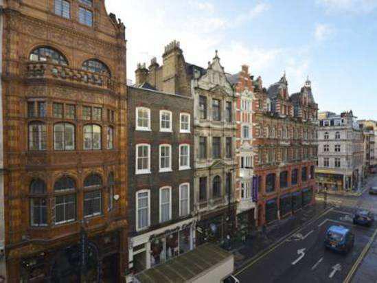 伦敦住宅要价创十年历史新低 | 英国