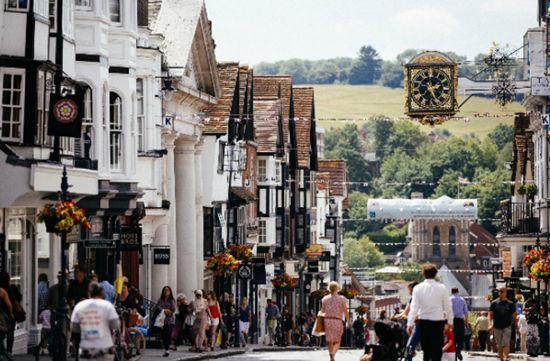 英国大学城三年内房价增长22% | 英国