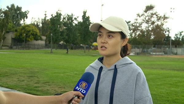 居民杨女士刚来蒙市不久,认为这里为小朋友提供的活动机会很丰富