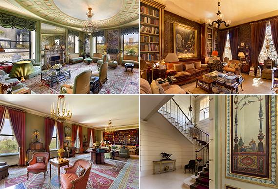 纽约最贵房产之一——第五大道834号的一套合作公寓大砍价出售