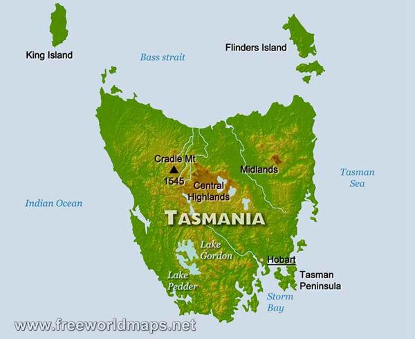 投资塔斯马尼亚农场:位置优越环境美好,可打造成优质葡萄园 | 澳洲