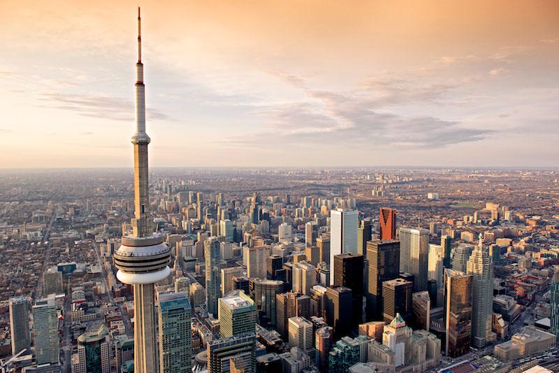 多伦多最近一年跃居全球房价涨幅第一,涨幅高达26.1%