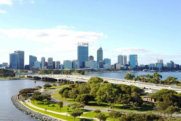 珀斯珍贵海滨公寓,毗邻国王公园享有极美景观 | 澳洲