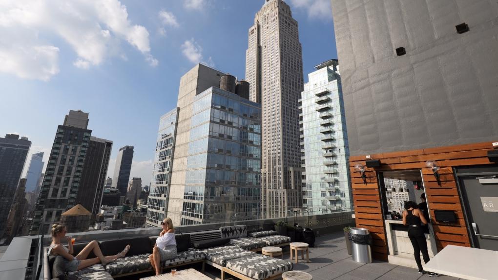 纽约曼哈顿今年第3季大型商办销量暴减67%