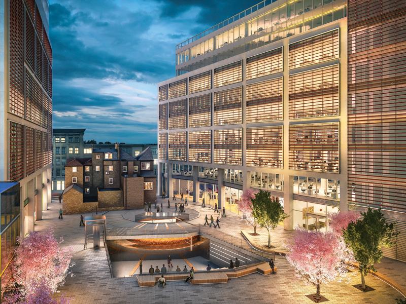 The Stage紧邻伦敦金融城,在周边5公里范围内分布着伦敦政治经济学院、伦敦国王学院、伦敦大学学院等世界一流大学