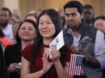 移民人数创106年高点 华人6年增55万排第二 | 美国
