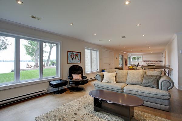 加拿大蒙特利尔海滨大宅,品质非凡尽享法式浪漫 | 加拿大