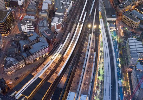 横贯铁路Crossrail在伦敦西部设点 这里未来房价看涨 | 英国